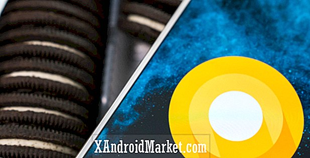 Android O Developer Preview-funktionsspårare
