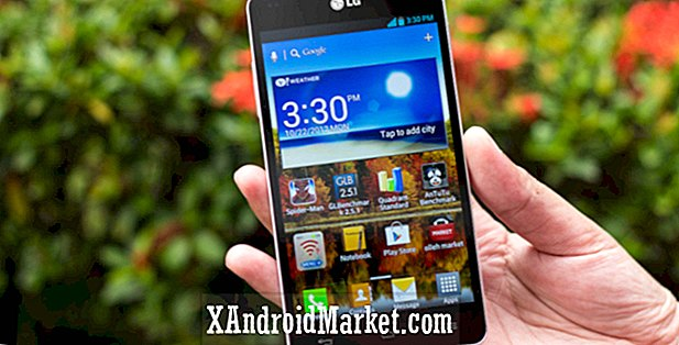 LG Optimus G review [video]