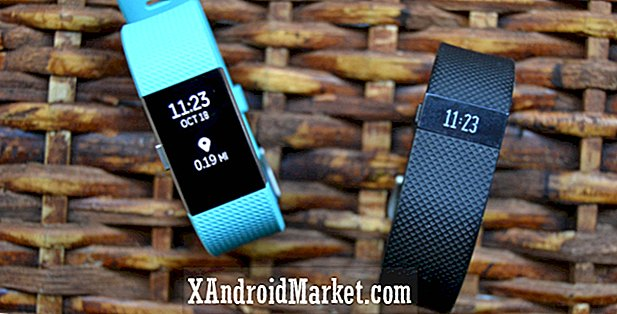 Fitbit Charge 2 vs Charge HR