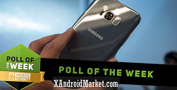 Wat zou je zeggen over de Galaxy S8 of S8 Plus?  [Poll of the Week]