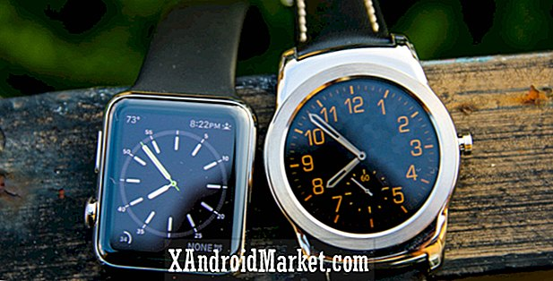 5 ting, som Android Wear kan lære fra Apple Watch