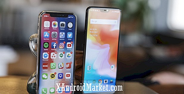 OnePlus 6 vs Apple iPhone X: ¿Puede David enfrentarse a Goliath?