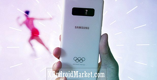 Dette er Olympic Galaxy Note 8