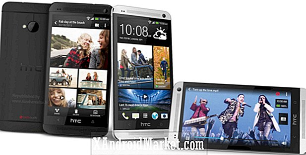 Live-blog voor HTC One-lancering