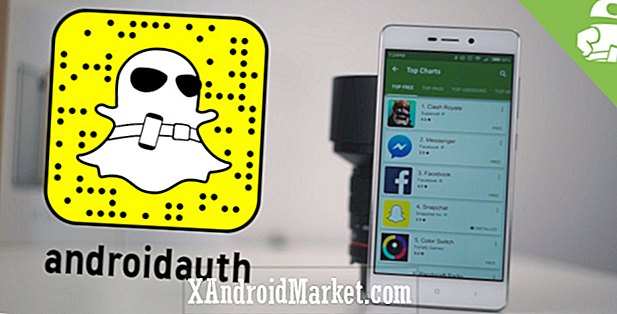 ¡Únete a Android Authority en Snapchat!