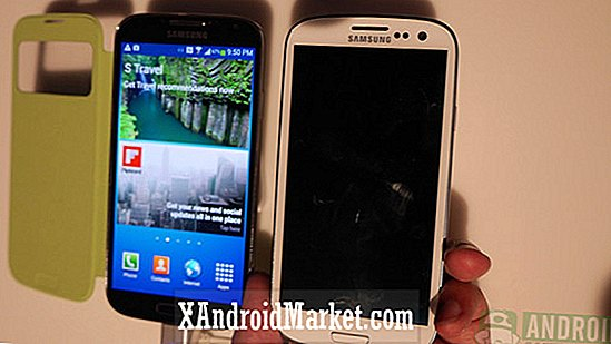 Samsung Galaxy S4 vs Samsung Galaxy S3: er det værd at opgradere?
