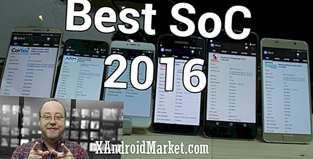 SoC-showdown 2016: Snapdragon 821 vs Exynos 8890 vs MediaTek Helio X25 tegen Kirin 960