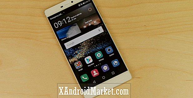 Huawei Ascend P8 hands-on