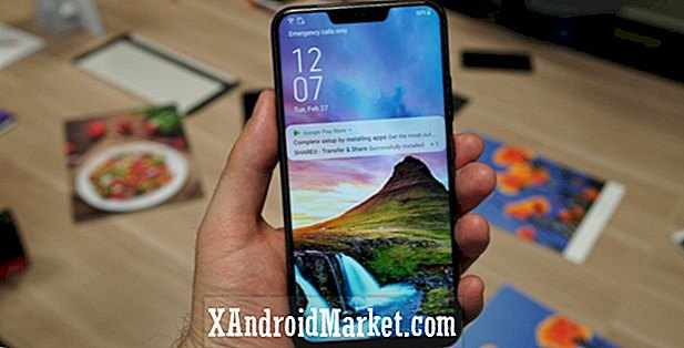 6 alternativ till smartphone notch