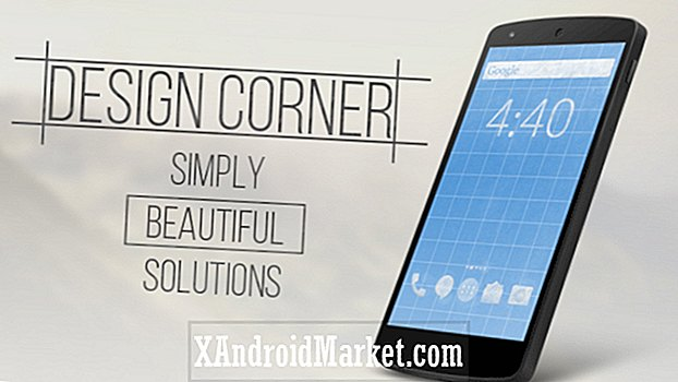 Android Design Corner: de belles solutions