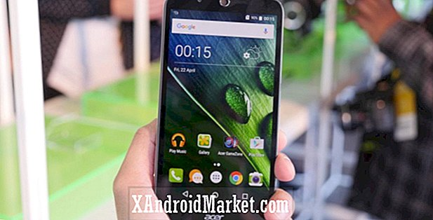 Acer Liquid Zest Plus Hands On