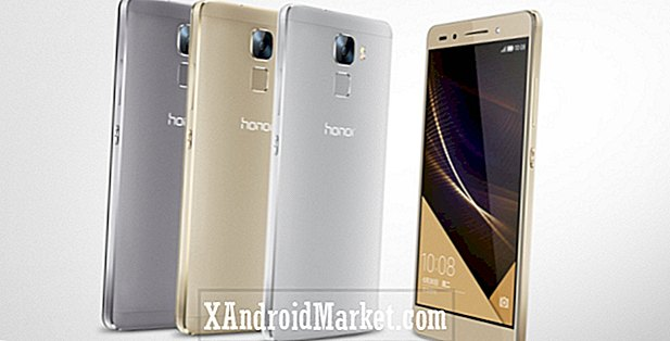 Honor 7 & Meizu MX5 vs la competencia