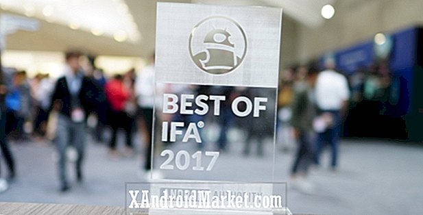 Les récompenses Best of IFA 2017 d'Android Authority