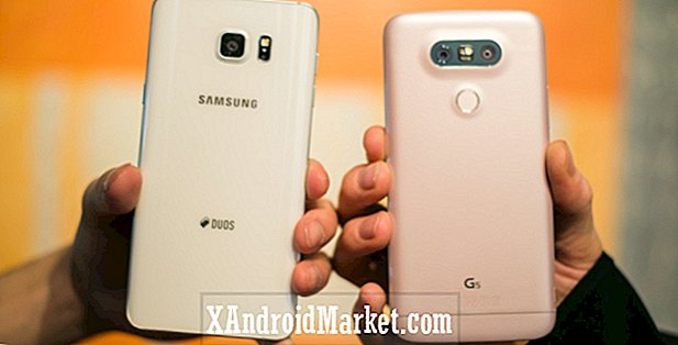 LG G5 vs Samsung Galaxy Note 5
