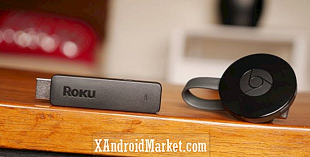 Roku Stick (2016) vs Chromecast (2015)