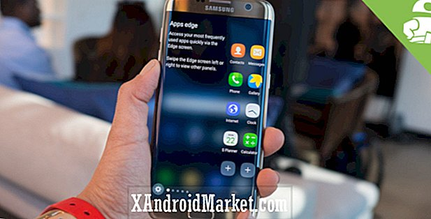 Enfoque del Galaxy S7 Edge: Edge UX