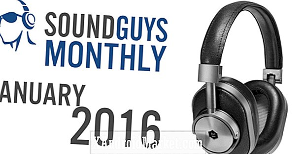 Sound Guys Monthly - Enero 2016 - Sorteo de Master & Dynamic MW60