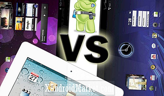 iPad 2 contre.  Motorola Xoom Vs.  Samsung Galaxy Tab 10.1