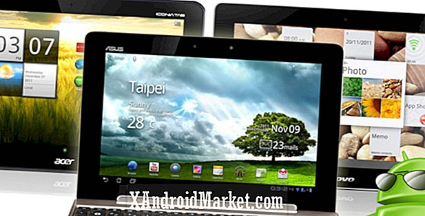 Meilleures tablettes Android vs nouvel iPad