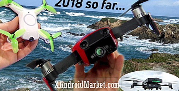Drone Rush 2018 state of the industry rapport