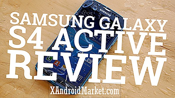Samsung Galaxy S4 Aktiv anmeldelse (video)