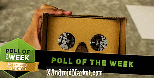 Heb je een VR-headset?  Zo ja, welke?  [Poll of the Week]