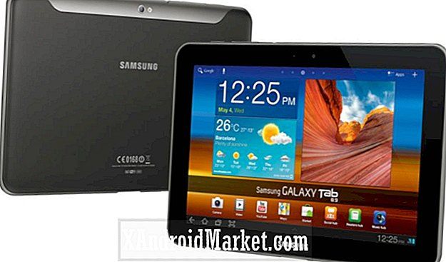 Samsung Galaxy Tab 8,9 Full Review