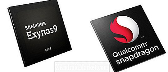 À quoi s'attendre: Exynos 8895 vs Snapdragon 835