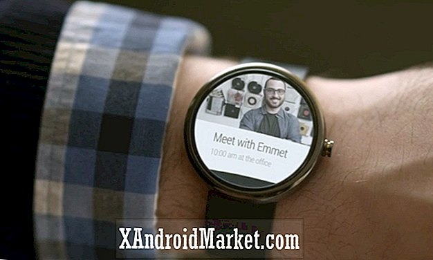 To ting Android Wear skal være vellykkede