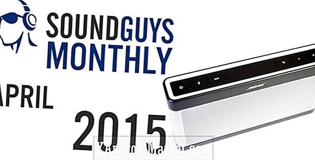 Sound Guys Monthly - Le concours international Bose SoundLink 3!