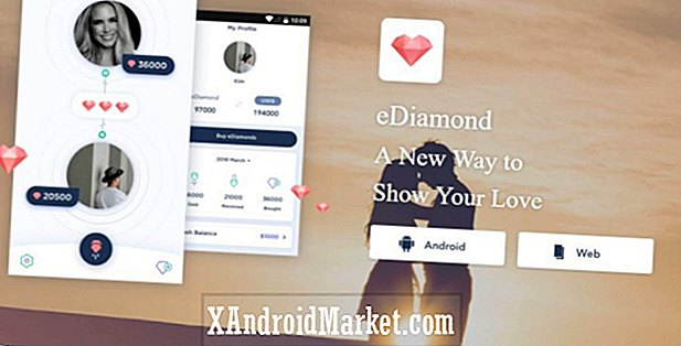 Digital Love Meets in New Cryptocurrency eDiamond