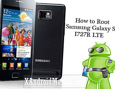 Hoe Samsung Galaxy S2 I727R LTE Root - Root met Super One Click Tool