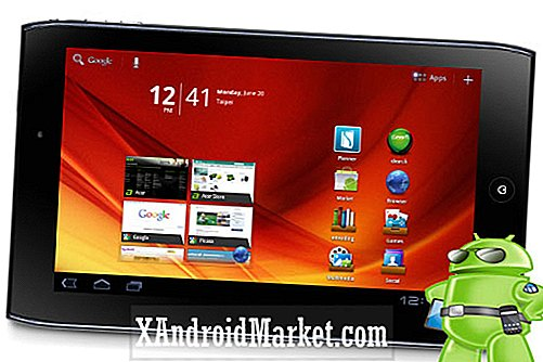 Update Iconia Tab A100 naar Ice Cream Sandwich [Official ROM]