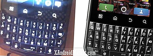 Motorola, Sprint Brewing Nouveau Smartphone Android QWERTY
