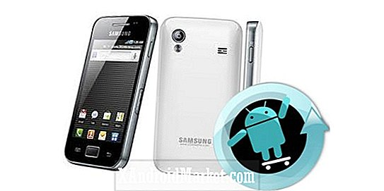 Opgrader Samsung Galaxy Ace GT-S5830 til Android 2.3.7 Gingerbread via CyanogenMod 7