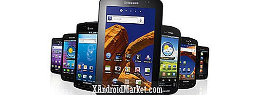 Samsung Galaxy Q Next in de keu van Samsung