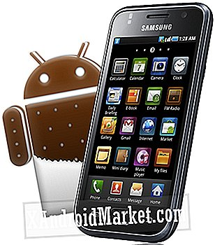 Upgrade Galaxy S GT-I9000B naar Android 4.0.3 ICS Firmware RC 4.2