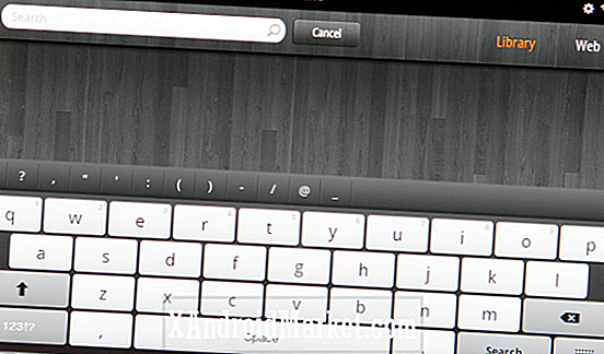Comment installer des applications tierces au clavier sur votre Kindle Fire