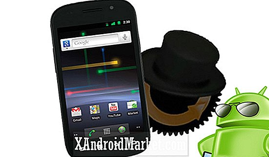 Installer ClockworkMod Touch Recovery 5.8.0.2 på Galaxy Nexus