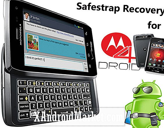 Safetrap Recovery for Droid 4