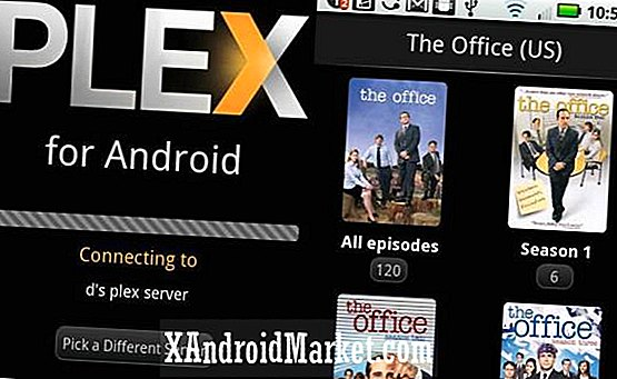 Uso de Plex para transmitir videos a su dispositivo Android