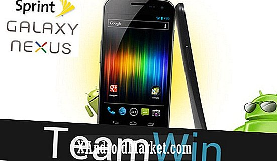 Samsung Galaxy Nexus SPH-L700 (Sprint): Comment installer TWRP Recovery 2.1