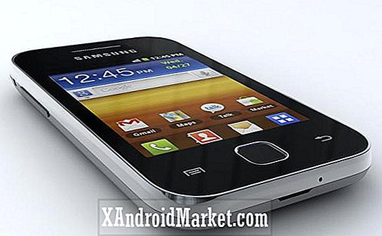 Mise à niveau de Samsung Galaxy Y S5360 vers Android 2.3.6 Gingerbread Build DDLA1