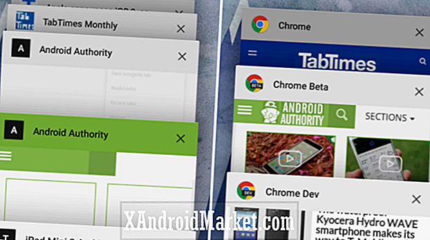 Re-habilitar las pestañas de Chrome en Lollipop