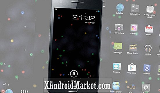 Samsung Galaxy S2 GT-I9100: Sådan installeres Galaxy S3 TouchWiz UX Launcher