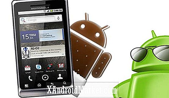 AOKP ROM build 28 installeren op Motorola Droid 2