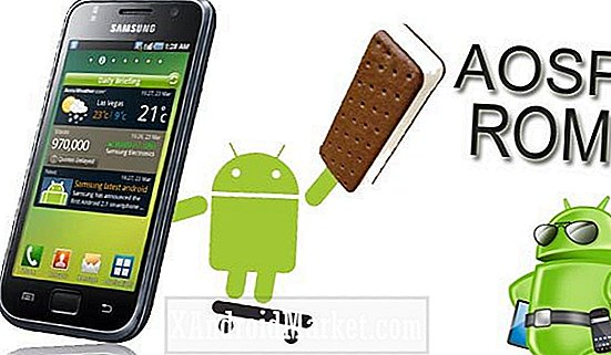 Opgrader Galaxy S til Ice Cream Sandwich Firmware XXLPH