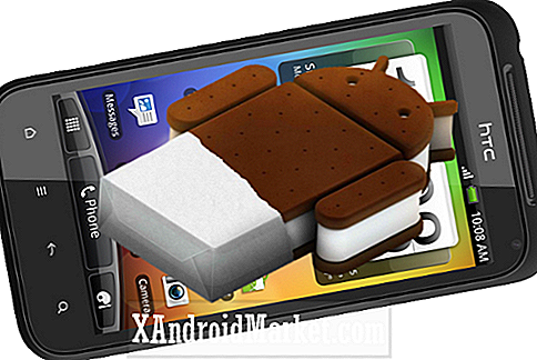 Actualice el HTC Incredible S a Android 4.0.3 Ice Cream Sandwich con la ROM virtuosa de Quattro