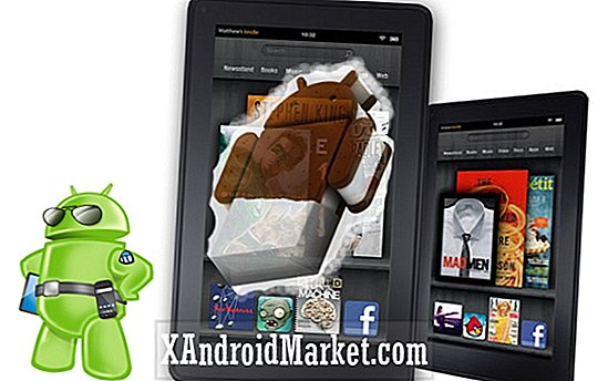 Comment installer Ice Cream Sandwich ROM sur Kindle Fire