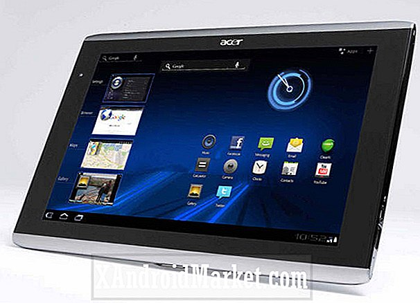 Sådan opdateres Acer Iconia Tab A500 med Taboonay Honeycomb 3.2 Custom Firmware